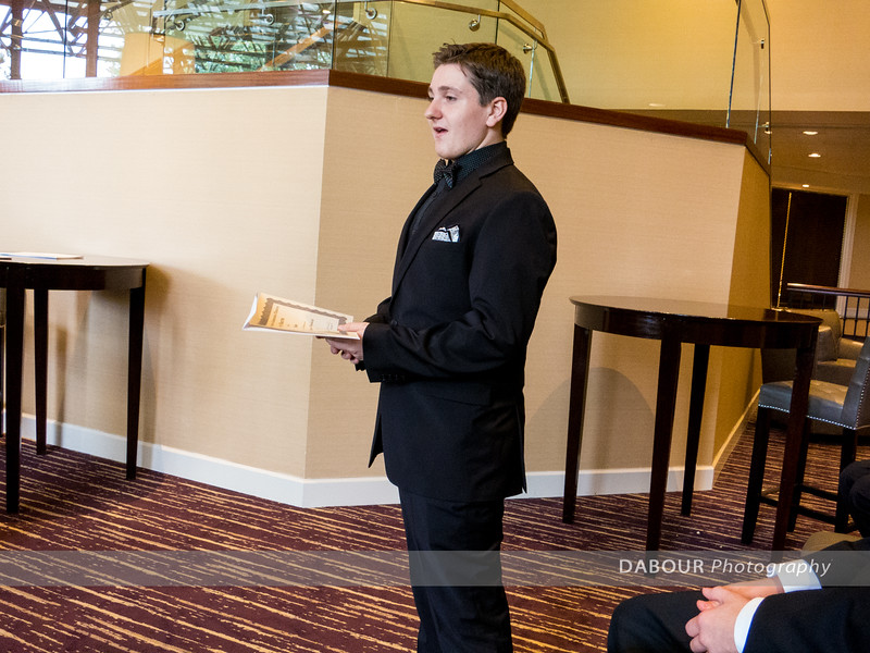 SKIT at the 2016 Perry Awards