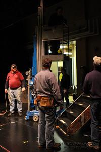 "Photos of SKIT's ""Peter Pan"" Rehearsal Thursday night"