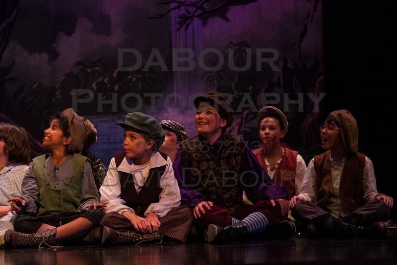 """Photos of SKIT's """"Peter Pan"""" Neverland Cast"""