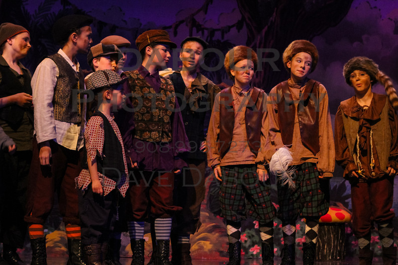 "Photos of SKIT's ""Peter Pan"" Darling Cast"