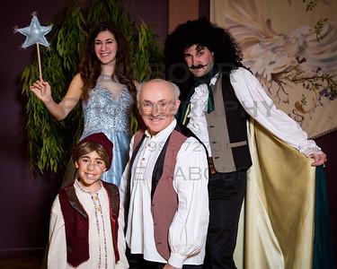 "Publicity Photos for SKIT's ""Pinocchio"""