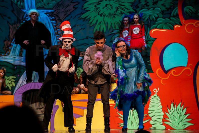 "SKIT ""Seussical"" Casts B-D"