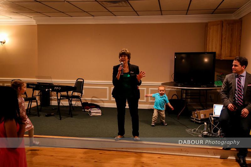Annie-Shrek Cast party 2014