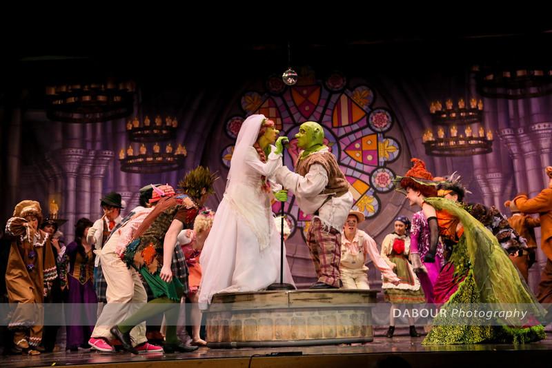 Shrek Fiona Cast