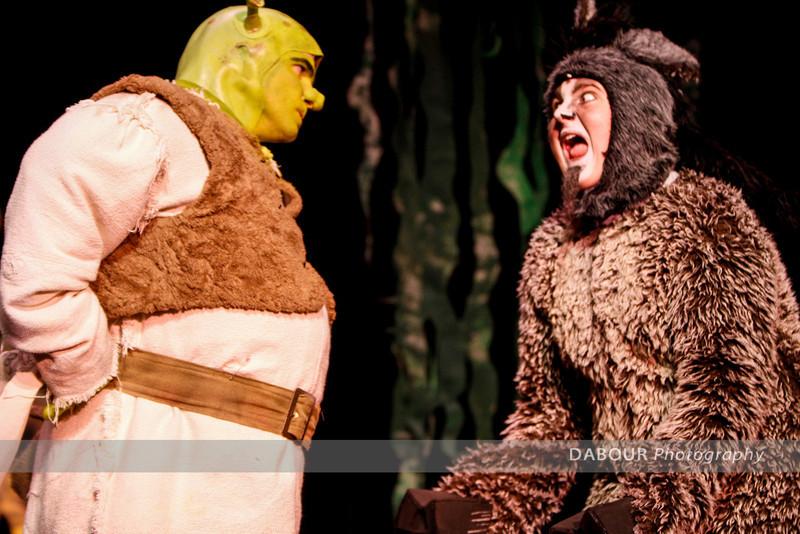 Shrek Tech Friday Rehearsal