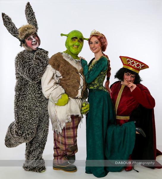"SKIT's ""Shrek the Musical"" Publicity Photos"
