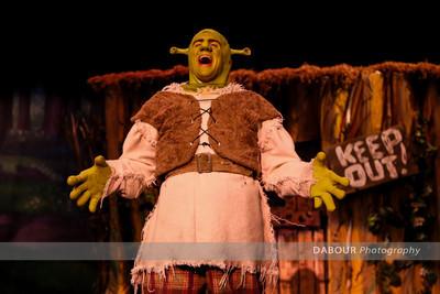 """SKIT """"Shrek The Musical"""" Shrek Cast - Hannah"""
