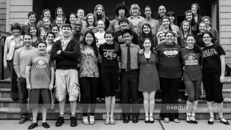 "SKIT ""Millie"" Cast Photo 2012"