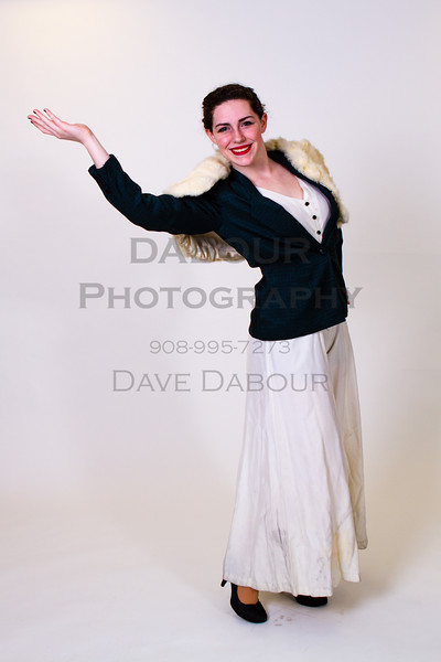"Brianna Zielinski as Muzzy Van H in SKIT's upcoming ""Thoroughly Modern Millie."" Photo by DAVE DABOUR"