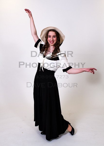 "Emma Ettinger as Miss Doroth in SKIT's upcoming ""Thoroughly Modern Millie"" Photo by DAVE DABOUR"