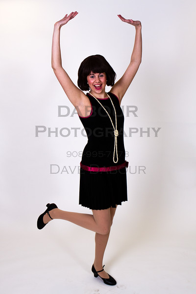 "Lauren Fivek plays ""Millie"" in SKIT's upcoming ""Thoroughly Modern Millie"" Photo by DAVE DABOUR"