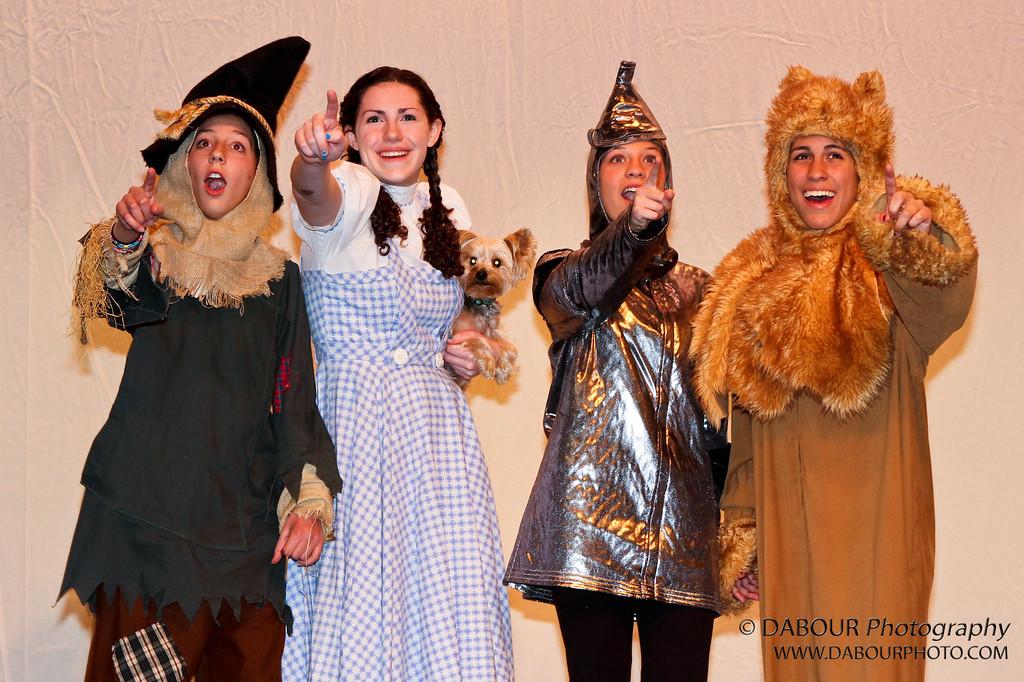 PreSKIT Wizard of Oz PreSKIT Wizard of Oz