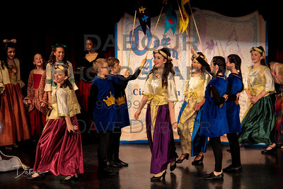SKIT Workshop Cinderella Kids 2017