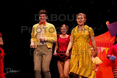 SKIT A Night On Broadway