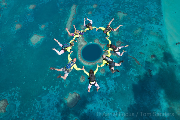 Belize Blue Hole Boogie 2018