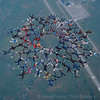 World Record, Largest Skydiving Formation 1986