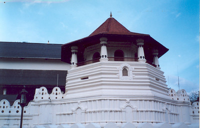 Dalada Maligawa , Kandy, Sri Lanka (Temple of the Tooth Relic of Lord Buddha)