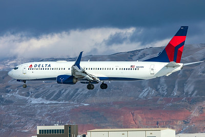Delta Air Lines Boeing 737-932ER N861DN 12-12-20