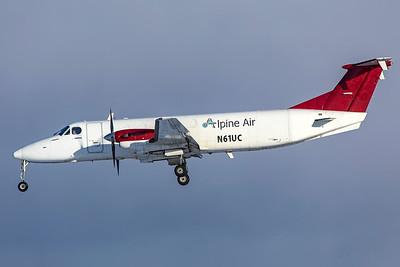 Alpine Aviation Beech 1900C N61UC 12-12-20