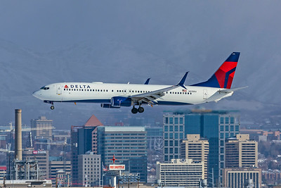 Delta Air Lines Boeing 737-932ER N915DU 12-12-20
