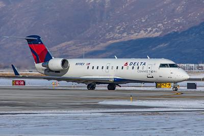 SkyWest Airlines Bombardier CL-600-2B19 CRJ-200LR N919EV 12-12-20