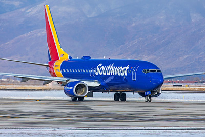 Southwest Airlines Boeing 737-8H4 N8555Z 12-12-20
