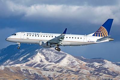SkyWest Airlines Embraer ERJ-170-200LR N146SY 12-12-20
