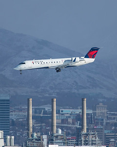 SkyWest Airlines Bombardier CL-600-2B19 CRJ-200ER N923EV 12-12-20