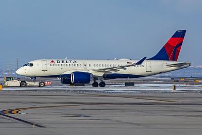 Delta Air Lines Airbus A220-100 N133DU 12-12-20