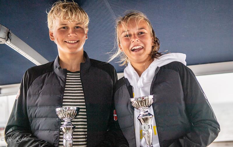 29-sejlernes nr 2: Helene Wolff og Carl Emil Sloth...