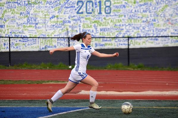 2018 04 13 Varsity Girls Soccer v. Herndon