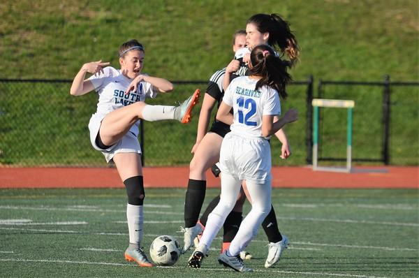 2018 04 13 jv girls soccer v. Herndon
