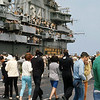 Dependents Day Cruise on Flight Deck