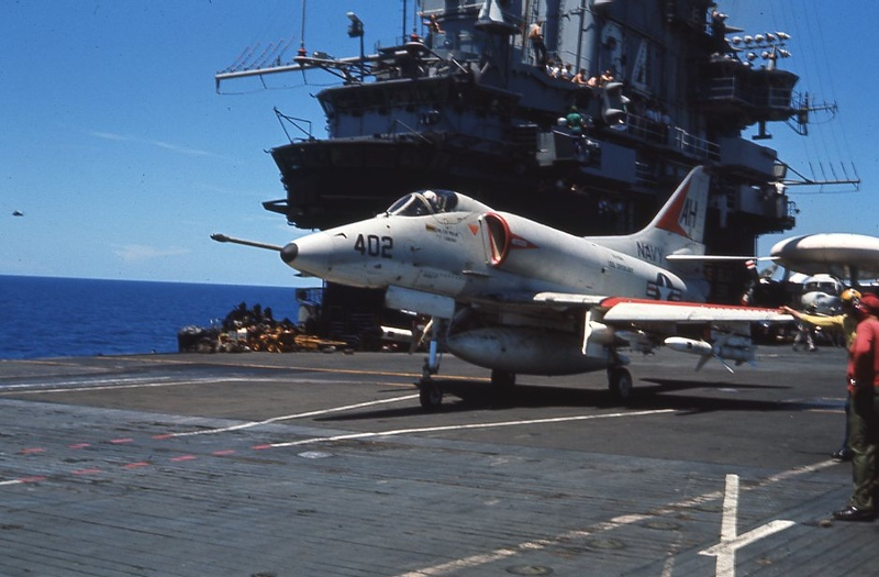A-4 Launch