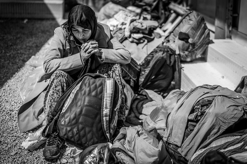 A JOURNEY INTO UNCERTAINTY - Moria's refugee Camp and the failure of the EU's policies, an ongoing quandary.