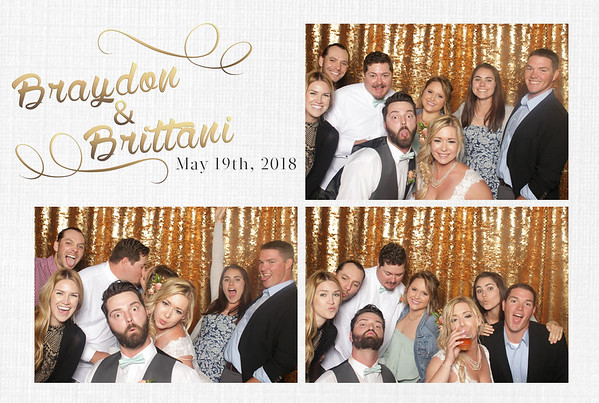 Braydon+Brittani ~ Photobooth