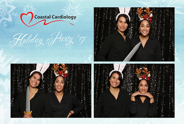 Coastal Cardiology Holiday Party '17