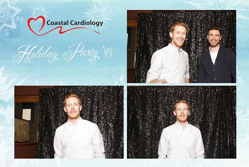 Coastal Cadiology Holiday Party '18 ~ Collages_001