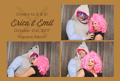 Erica+Emil ~ Wedding Photobooth