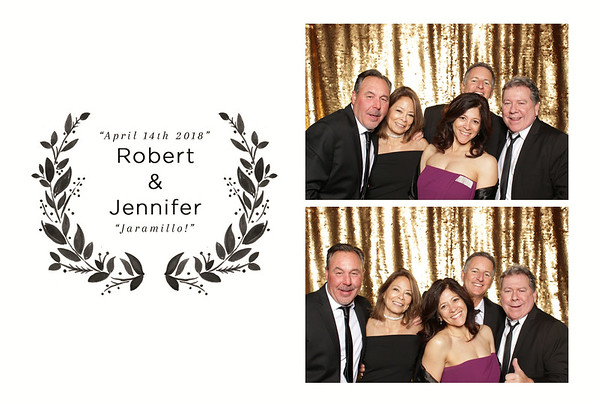 Jennifer+Robert ~ Wedding Photobooth
