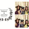 Jennifer+Robert ~ Photobooth Collages_002