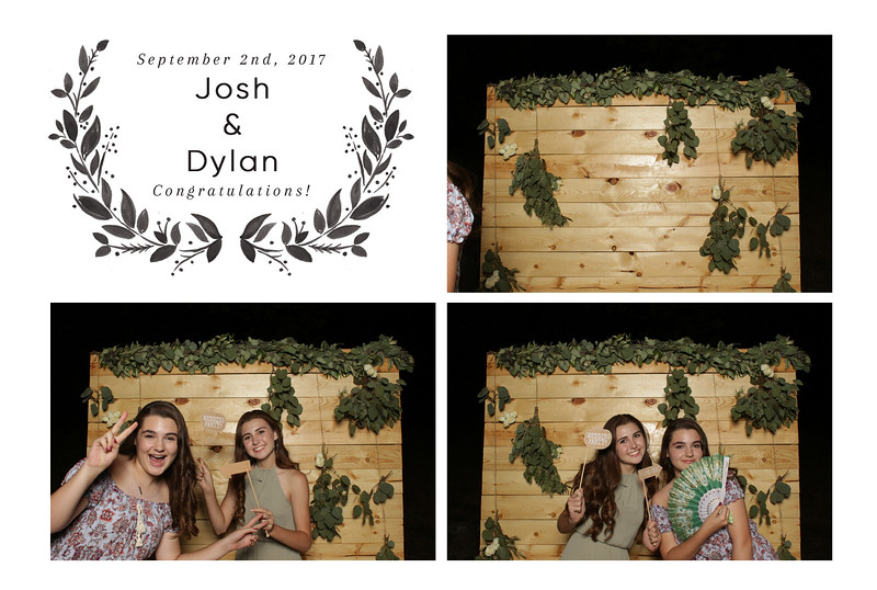 Josh+Dylan ~ Photobooth Originals!_001