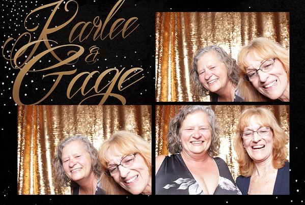 Karlee+Gage ~ Photobooth!