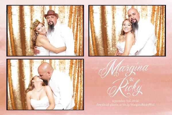 Margina+Rick ~ Photobooth