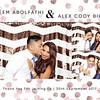 Naseem+Alex ~ Photobooth Collages!_011