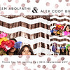 Naseem+Alex ~ Photobooth Collages!_002
