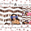 Naseem+Alex ~ Photobooth Collages!_006