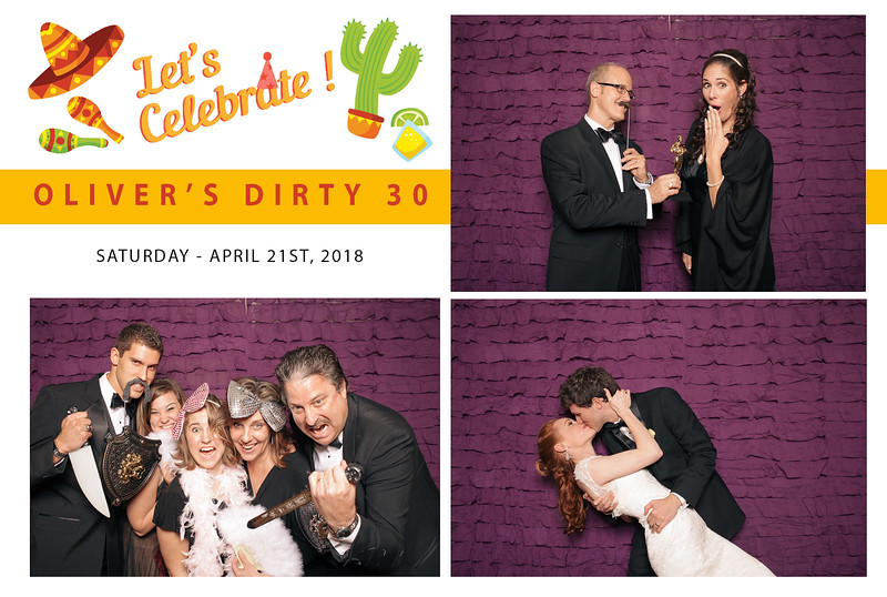 Oliver's Dirty 30