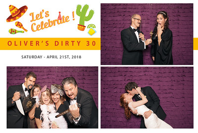 Oliver's Dirty 30!
