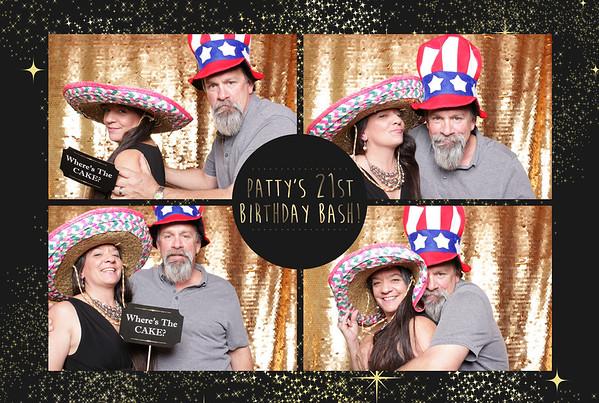 Patty's Birthday Bash!